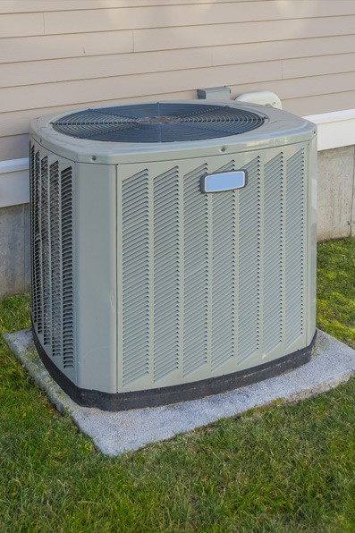Comfort Incorporated — Central Air Conditioners