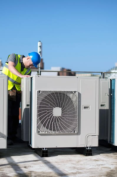 Comfort Incorporated — Commercial HVAC
