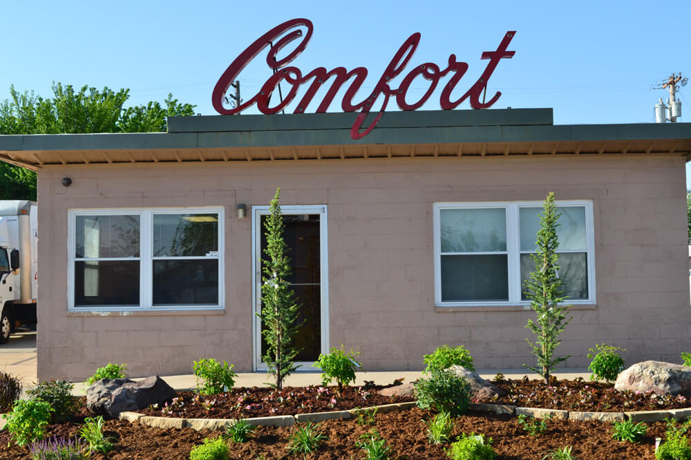 Comfort Incorporated